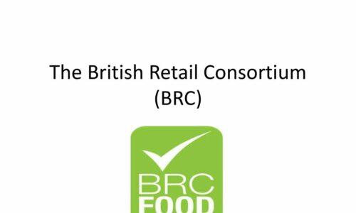 Το πρότυπο BRC (British Retail Consortium)