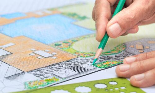 Σχεδιασμός και Κατασκευή Κήπων